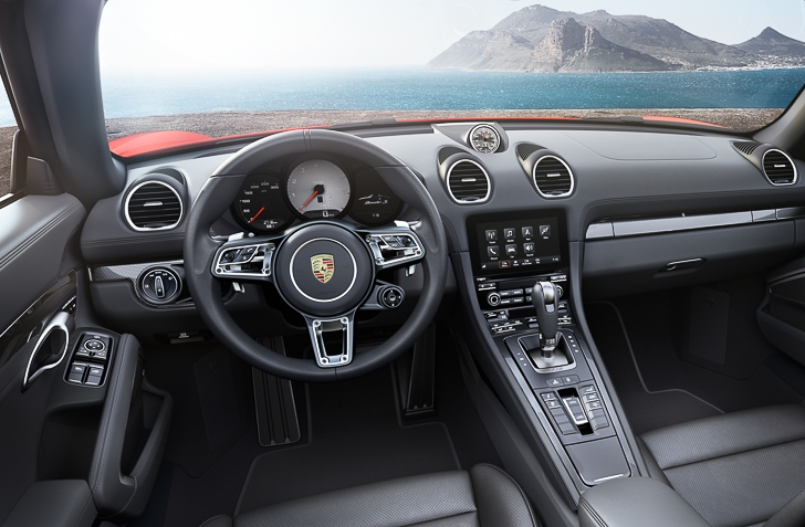 Porsche 718 Boxster 06