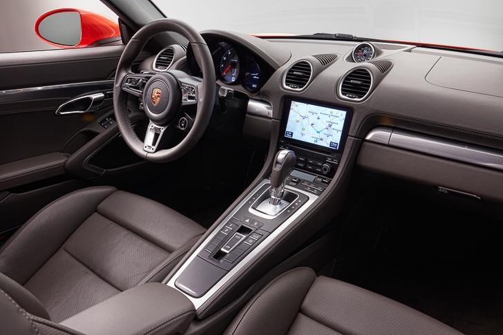 Porsche 718 Boxster 07