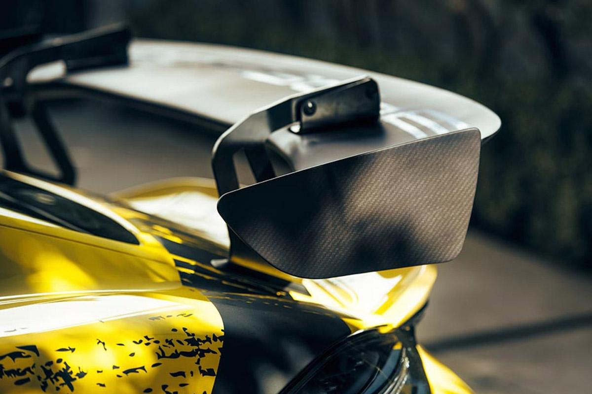Porsche 718 Cayman GT4 Clubsport -5