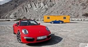 Porsche 911 Carrera S Cabriolet vs Boxster S