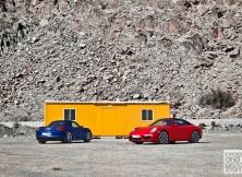 Porsche 911 Carrera S Cabriolet vs Boxster S 3