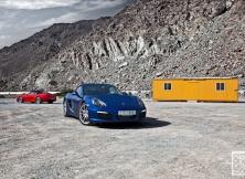 Porsche 911 Carrera S Cabriolet vs Boxster S 4