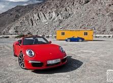 Porsche 911 Carrera S Cabriolet vs Boxster S 5