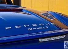 Porsche 911 Carrera S Cabriolet vs Boxster S 7