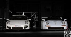 Porsche 911 GT1. M7M Photography