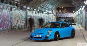 Porsche 911 GT3. UK