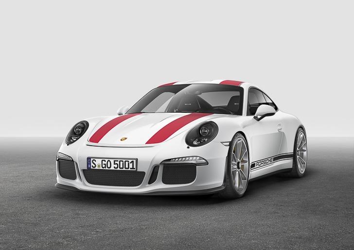 Porsche 911 R-1