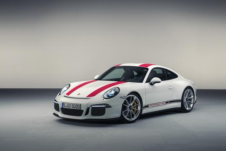 Porsche 911 R-11