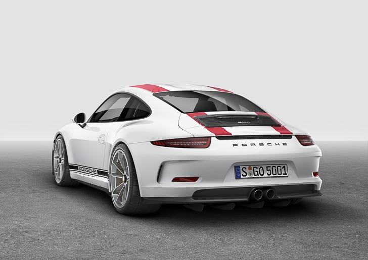 Porsche 911 R-2