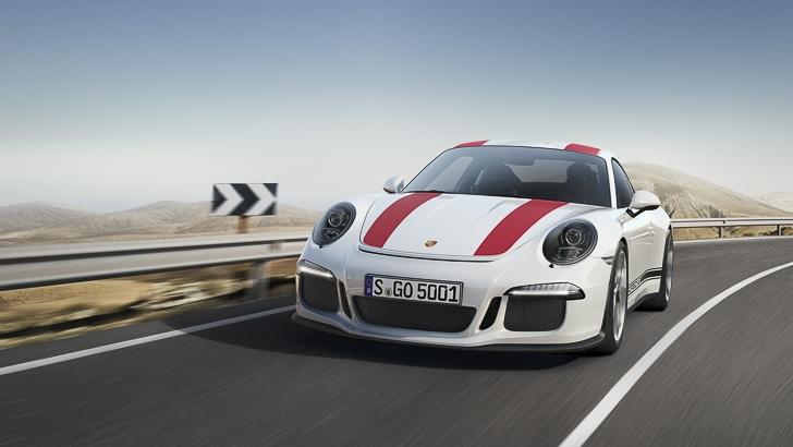 Porsche 911 R-3
