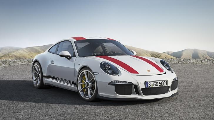 Porsche 911 R-4