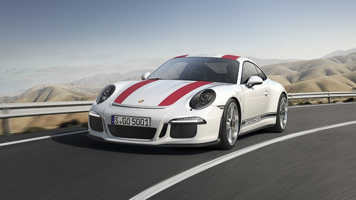Porsche 911 R-5