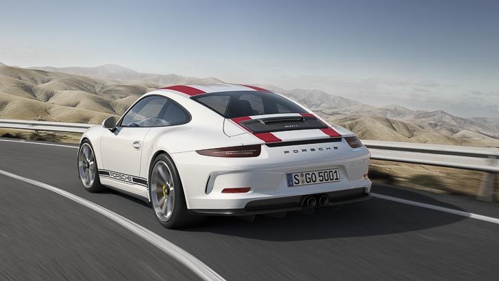 Porsche 911 R-6