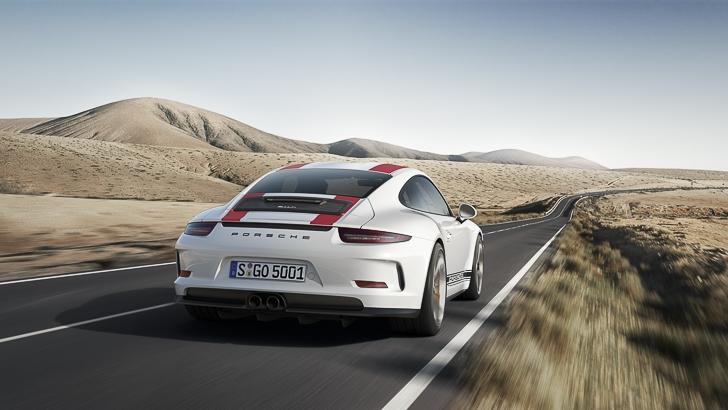 Porsche 911 R-7