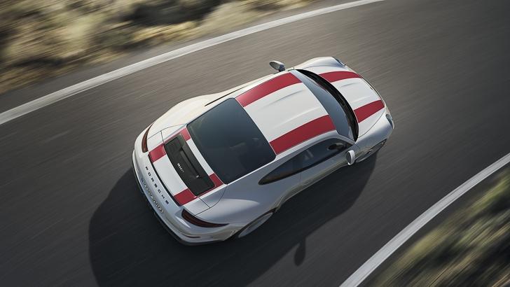 Porsche 911 R-8