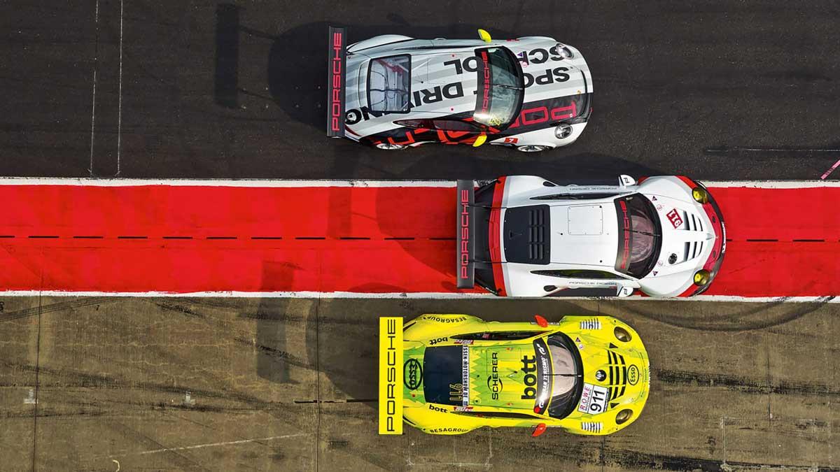 Porsche-911-RSR-v-GT3-R-v-GT3-Cup-8-1