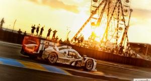Porsche at Le Mans 2014