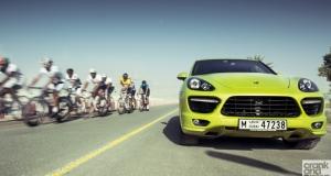 Porsche Cayenne GTS. Dubai, UAE