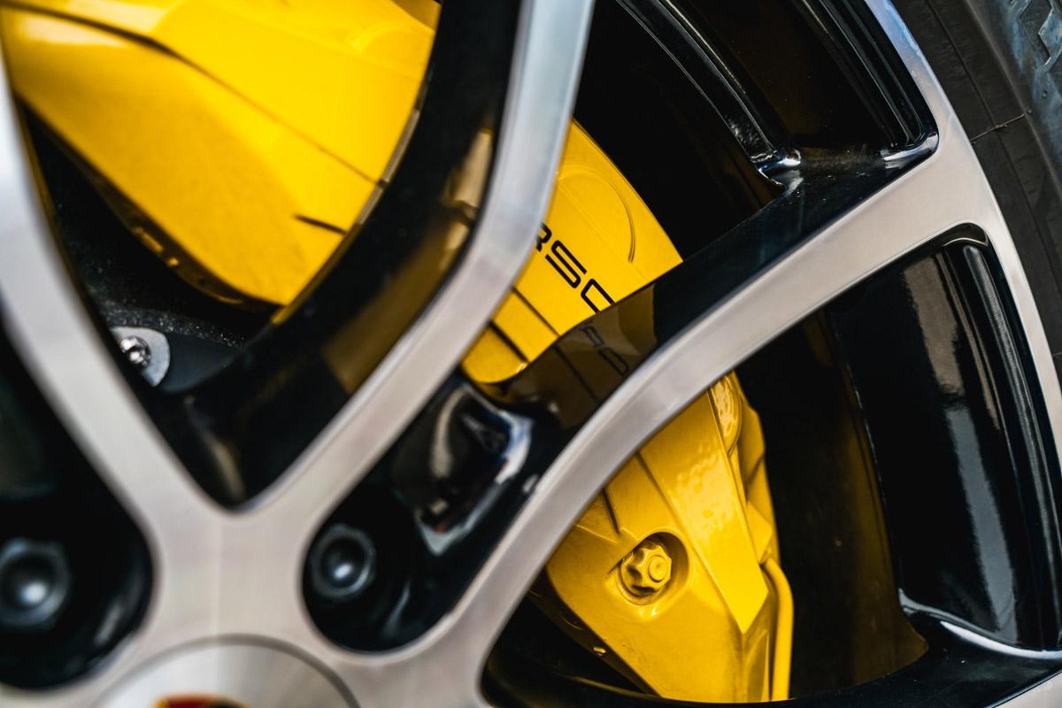 Porsche Cayenne Turbo 2018 review-16