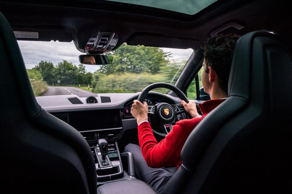 Porsche Cayenne Turbo 2018 review-18