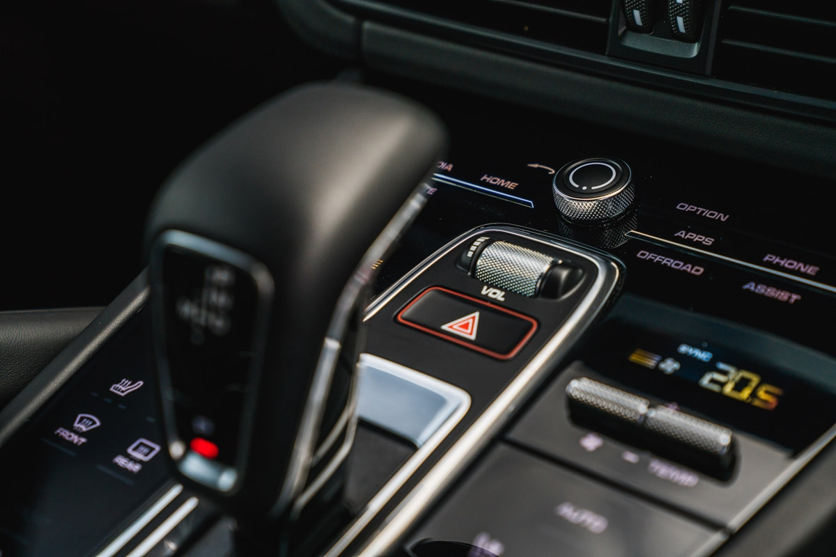 Porsche Cayenne Turbo 2018 review-20