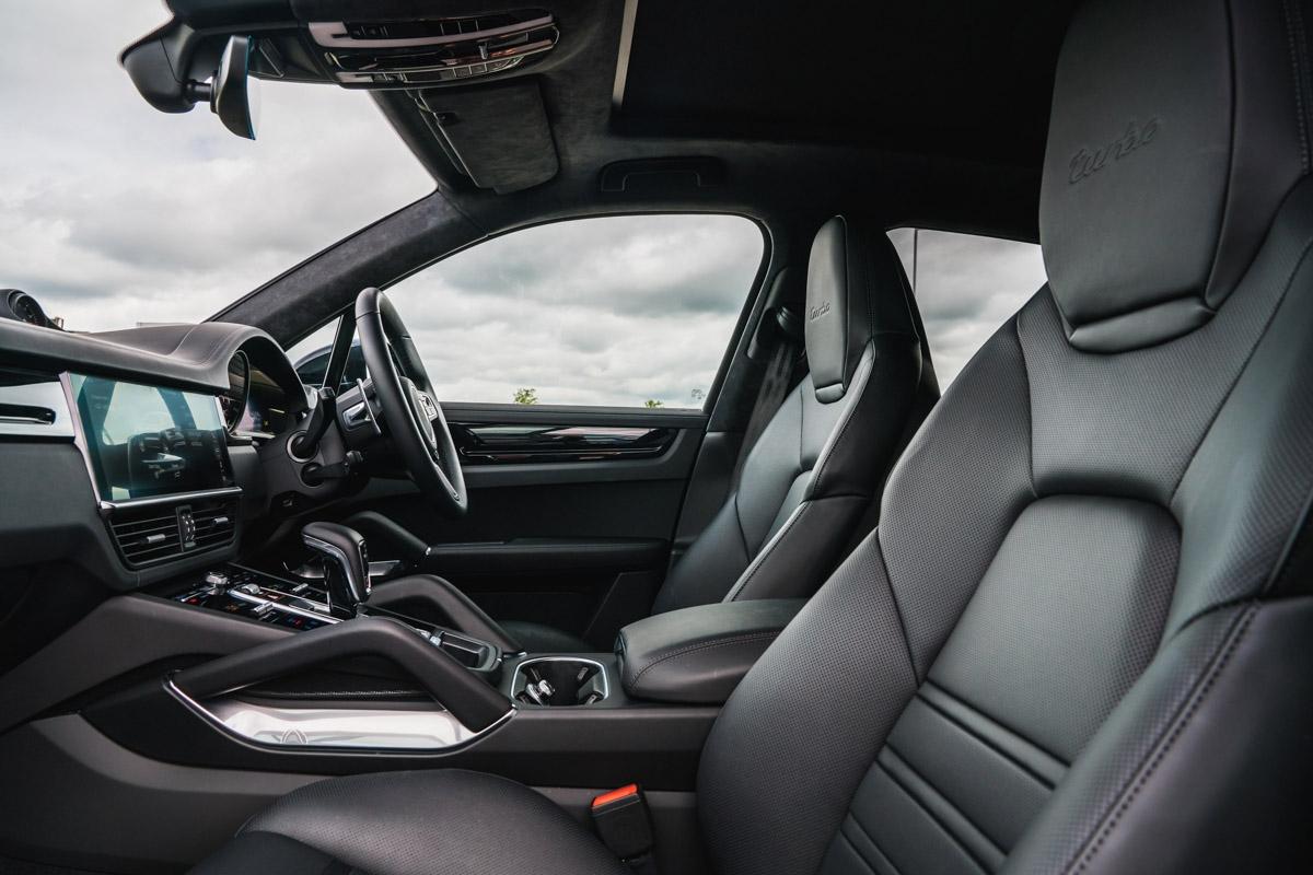 Porsche Cayenne Turbo 2018 review-28
