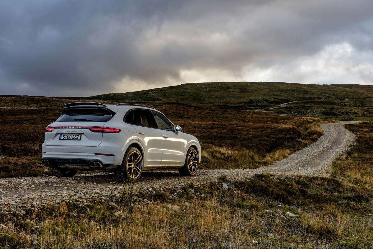 Porsche Cayenne Turbo 2018 review-34
