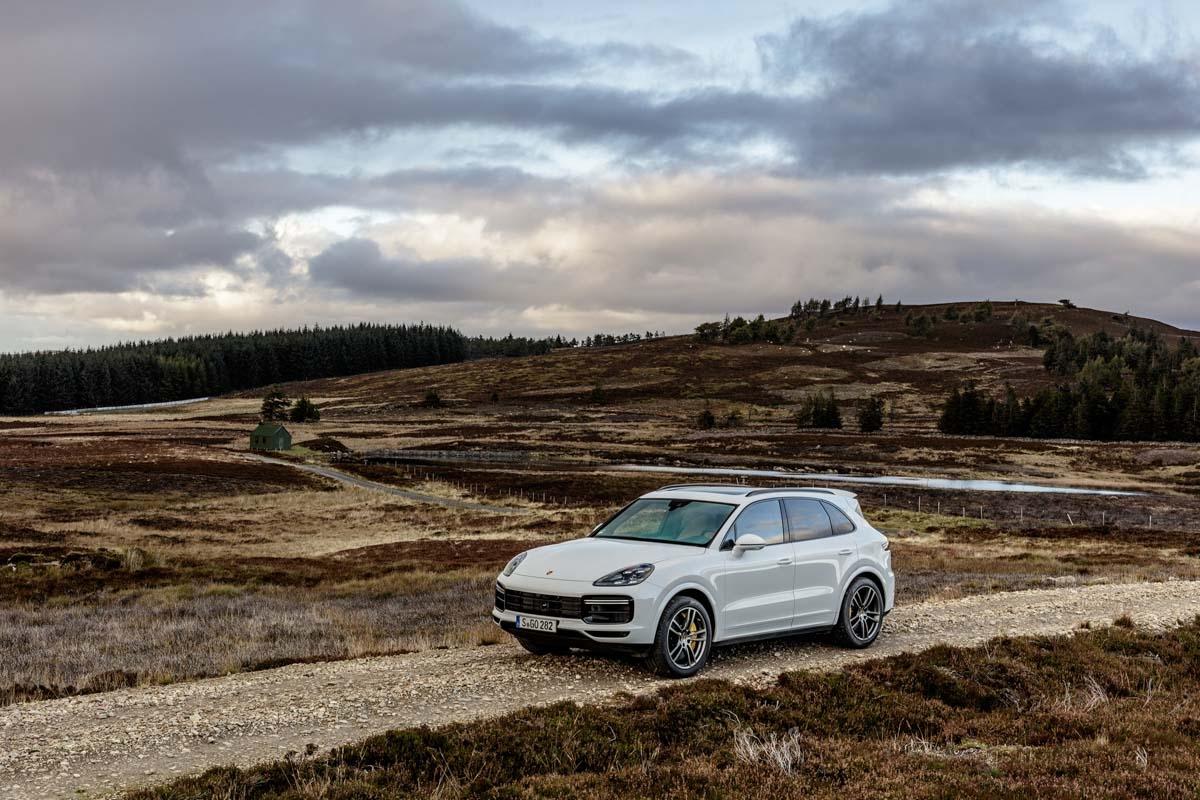Porsche Cayenne Turbo 2018 review-35