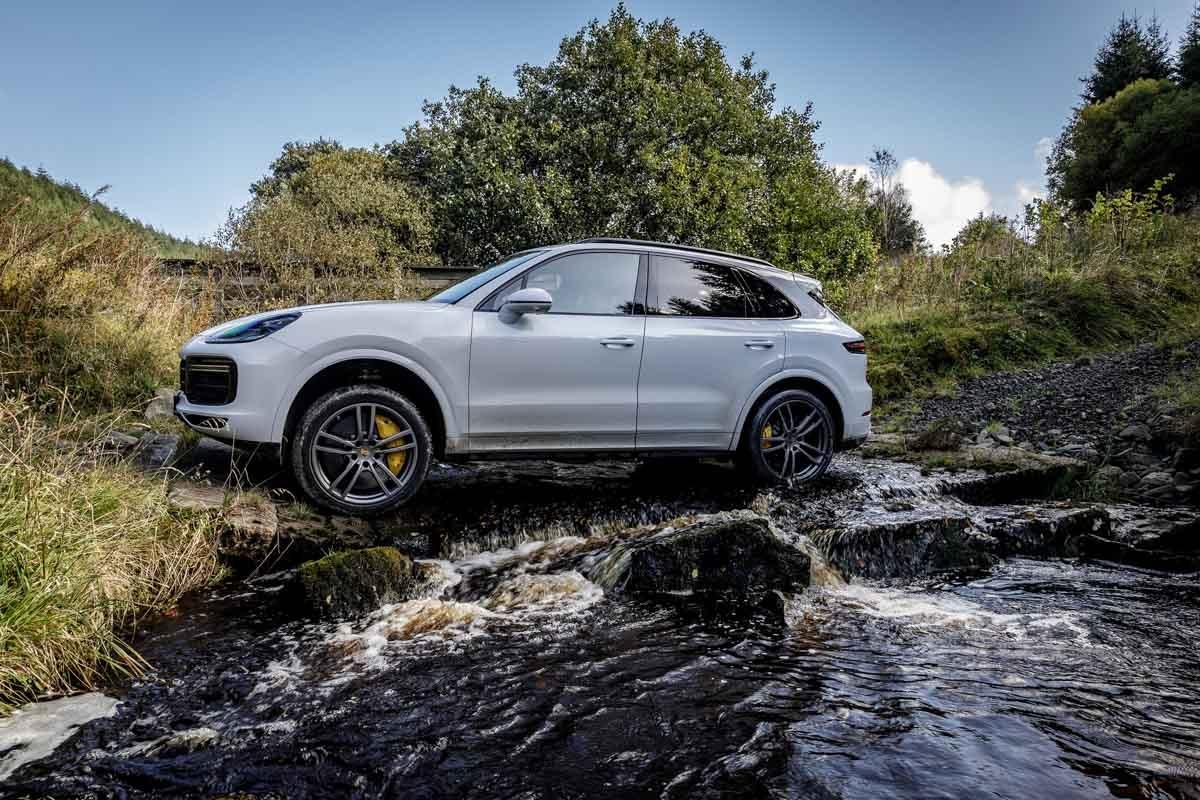 Porsche Cayenne Turbo 2018 review-36