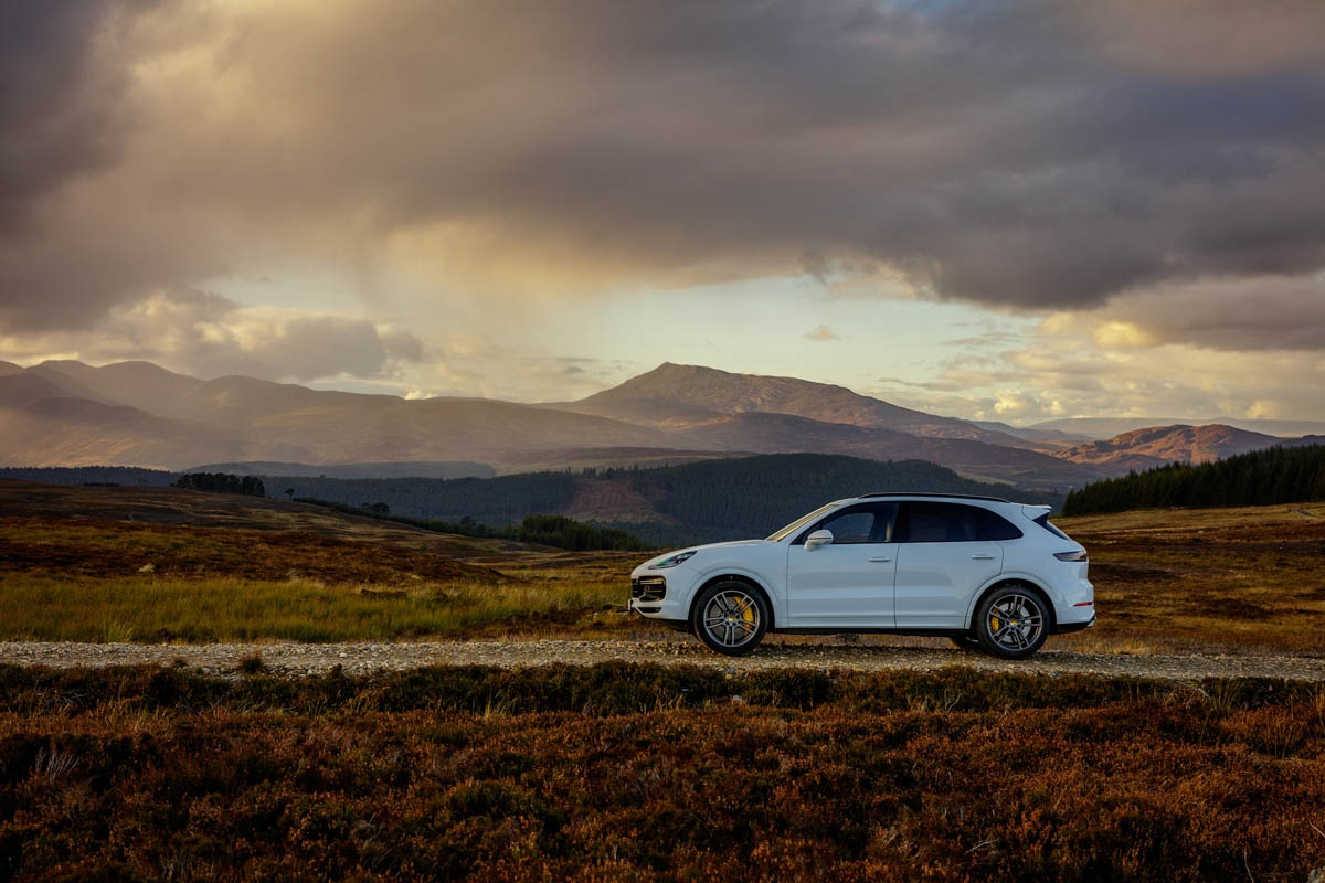 Porsche Cayenne Turbo 2018 review-38