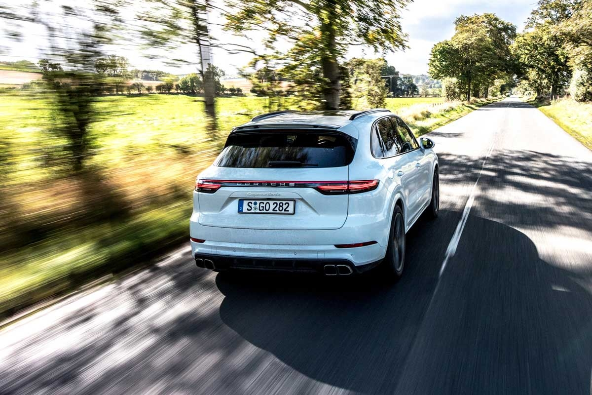 Porsche Cayenne Turbo 2018 review-39