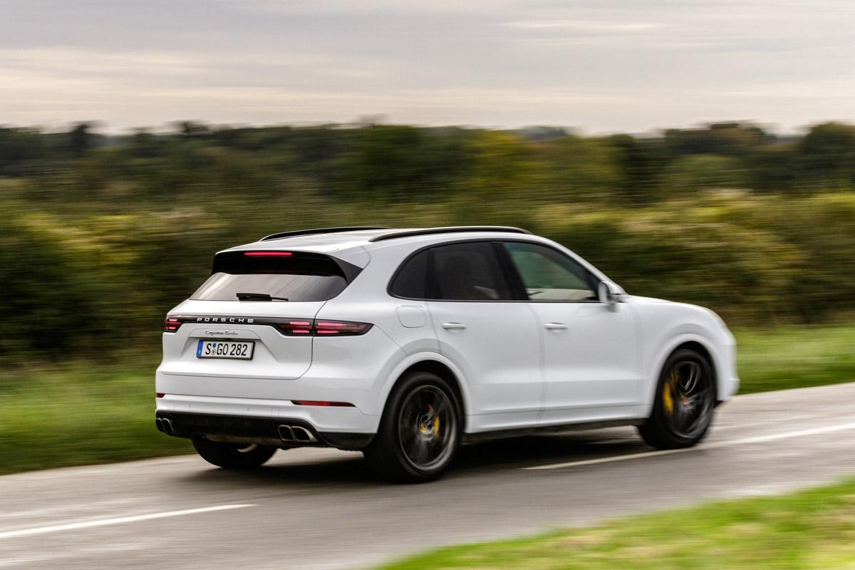 Porsche Cayenne Turbo 2018 review-41