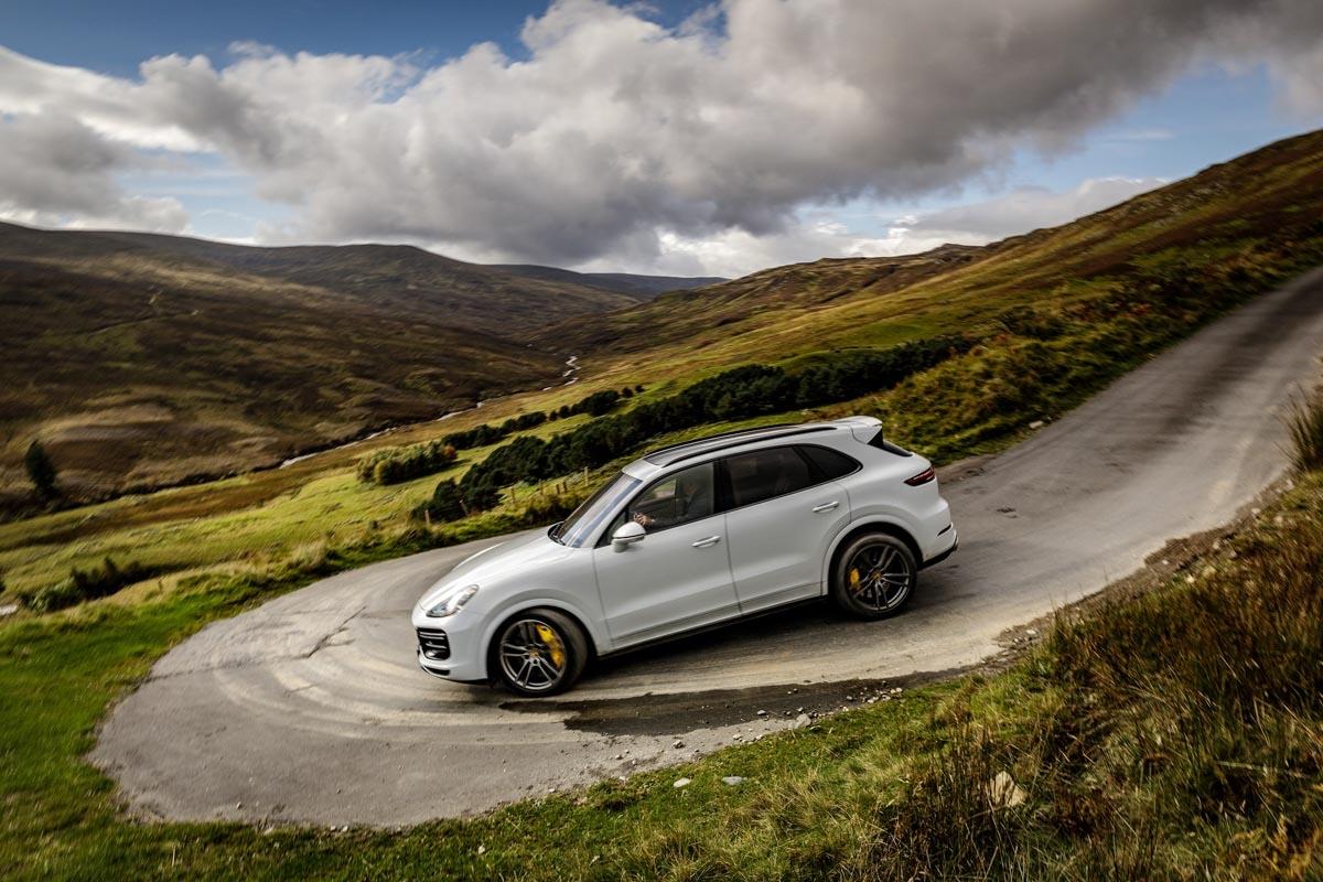 Porsche Cayenne Turbo 2018 review-43