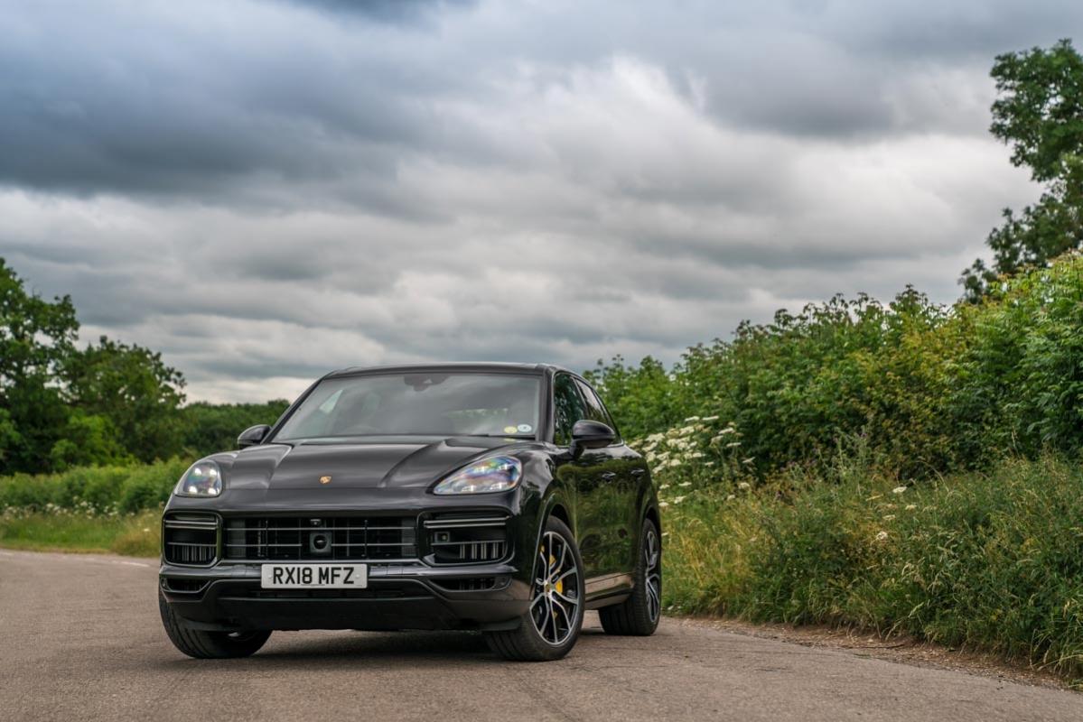 Porsche Cayenne Turbo 2018 review-5