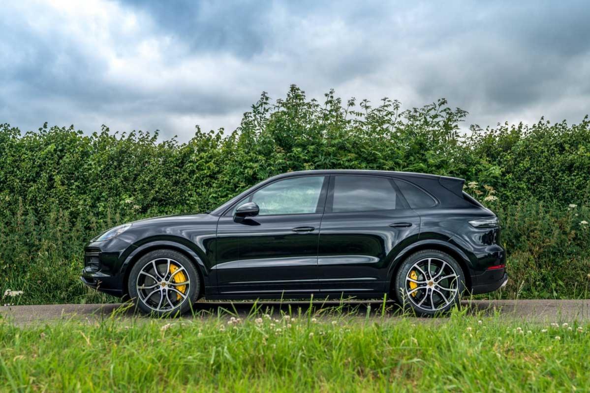 Porsche Cayenne Turbo 2018 review-6