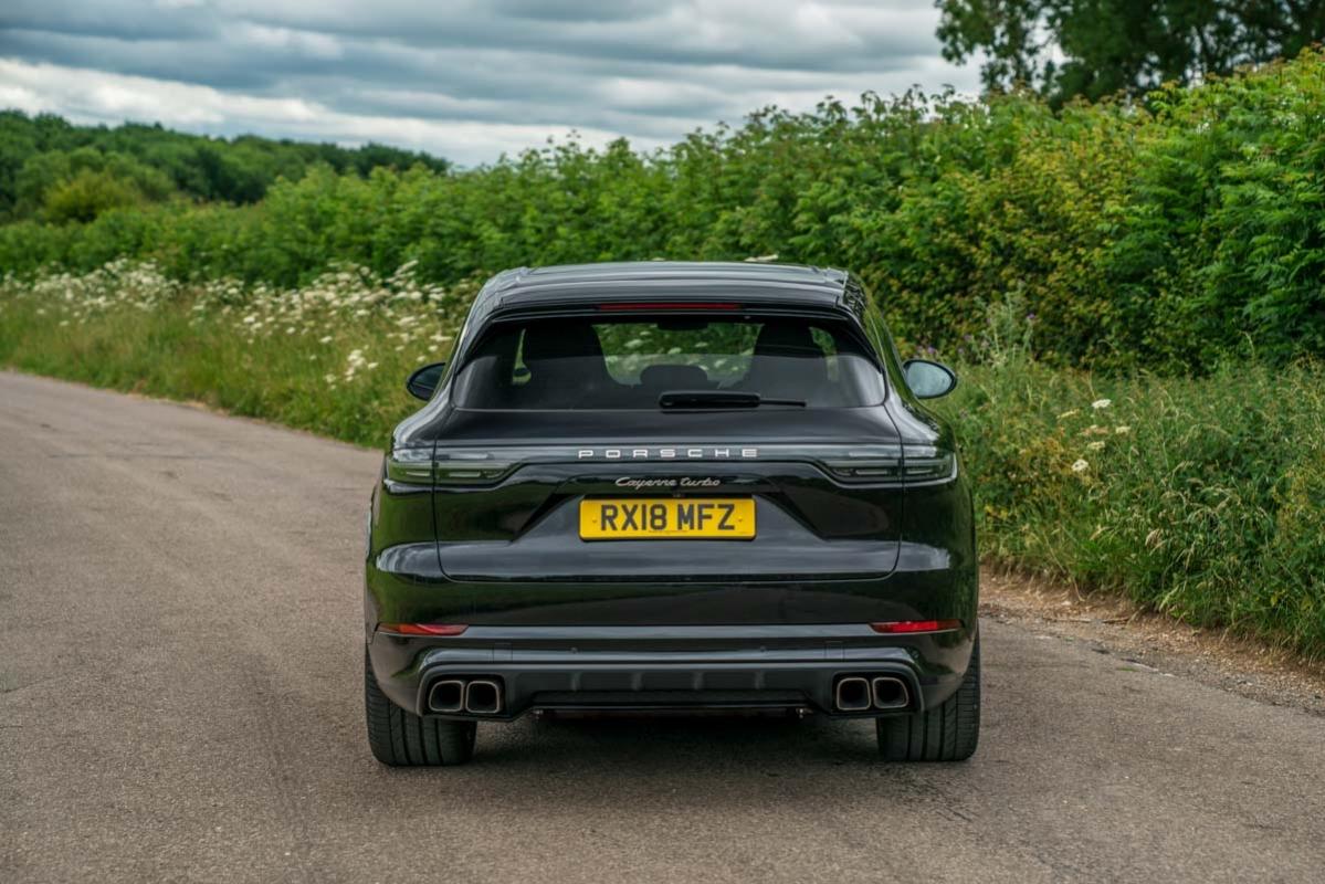 Porsche Cayenne Turbo 2018 review-7