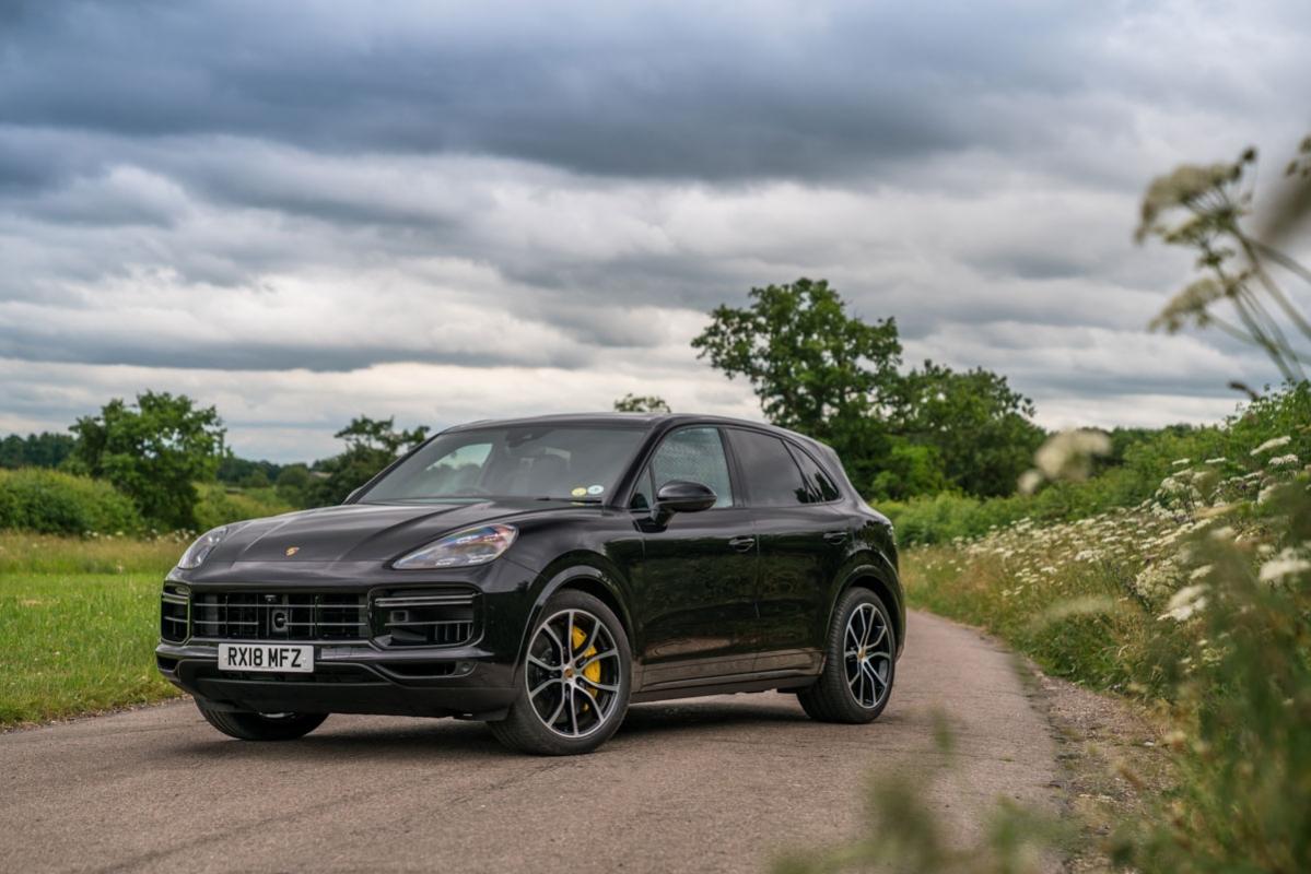 Porsche Cayenne Turbo 2018 review-8