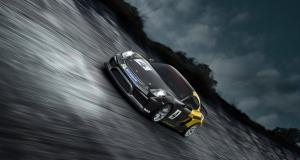 Porsche Cayman GT4 Clubsport. Banking