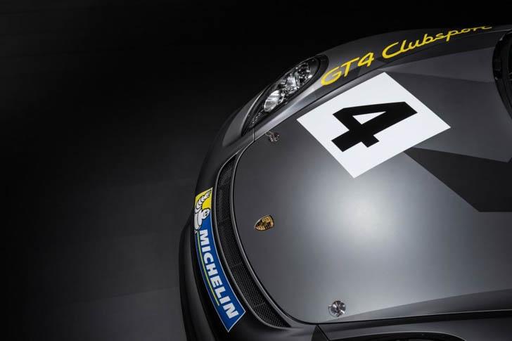 Porsche Cayman GT4 Clubsport-10