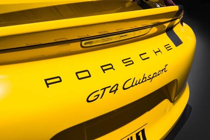 Porsche Cayman GT4 Clubsport-9