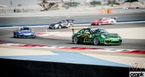 Porsche GT3 Challenge Cup Middle East. Bahrain, Rd 1