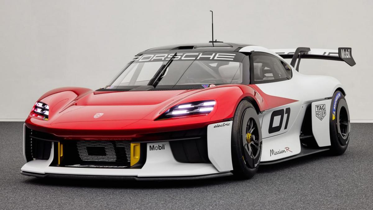 Porsche-Mission-R-1