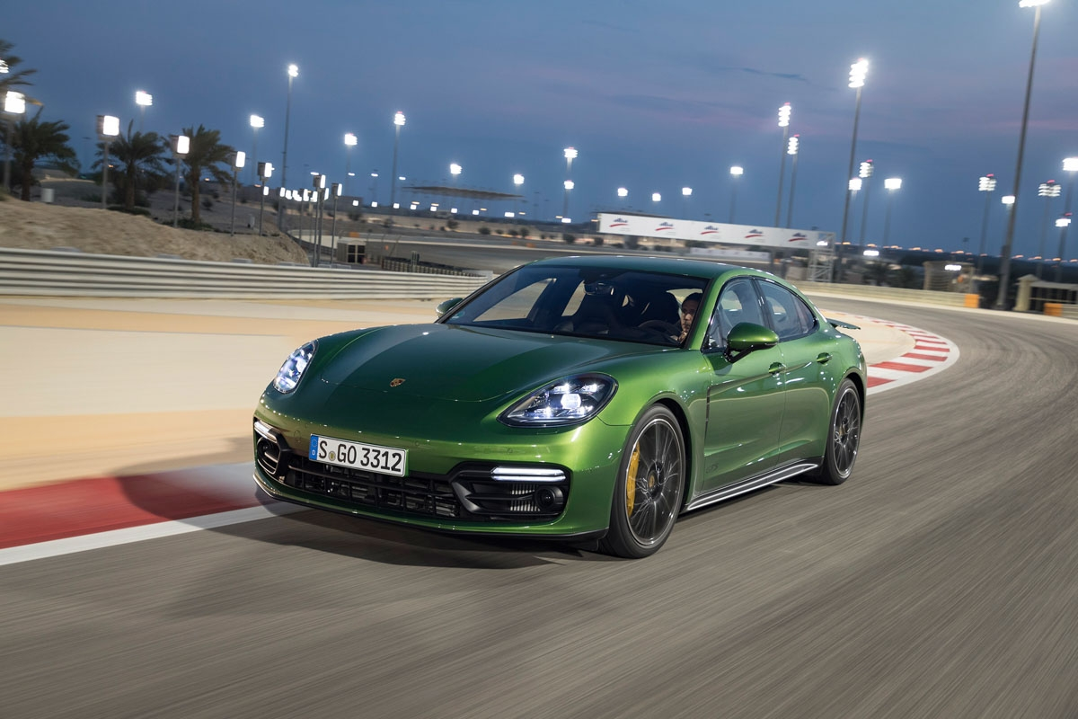 Porsche Panamera GTS review-14