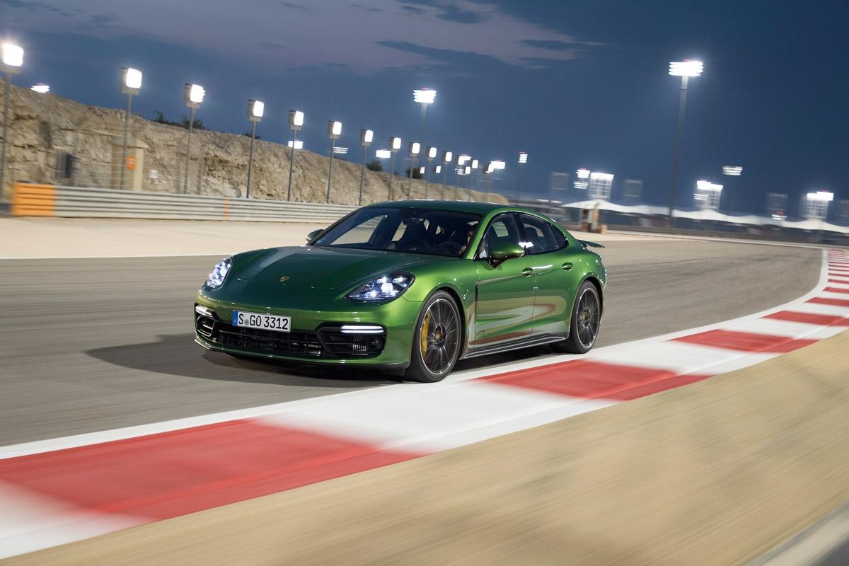 Porsche Panamera GTS review-15