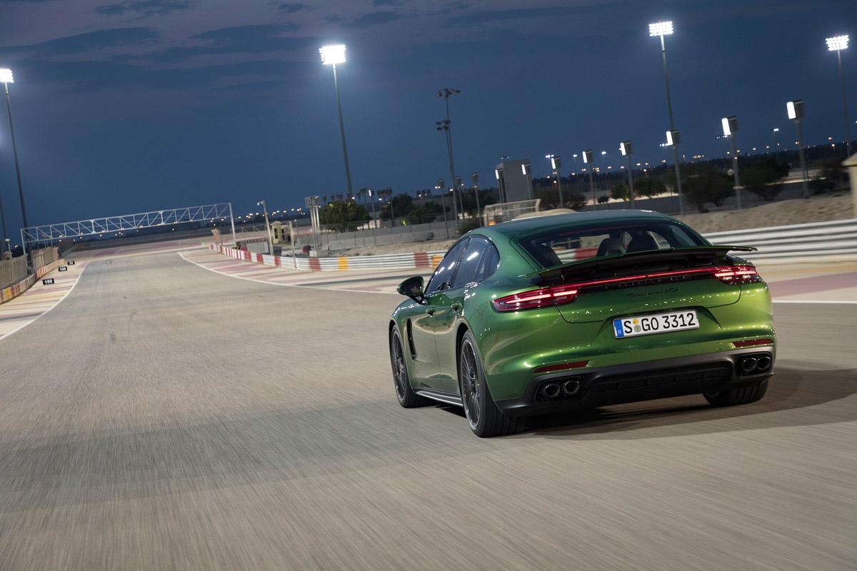 Porsche Panamera GTS review-2