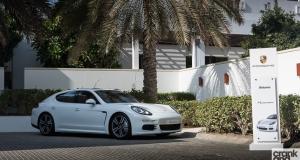 Porsche Panamera Oman