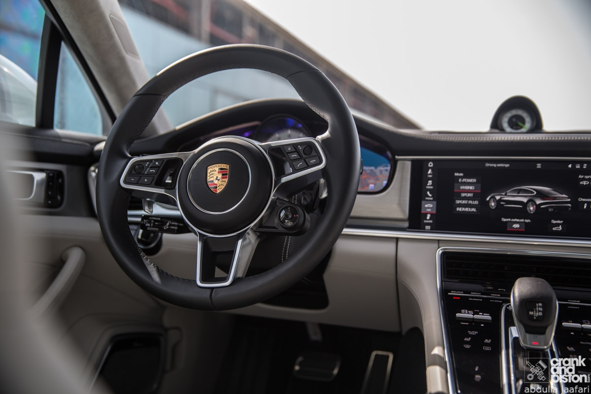 Porsche Panamera Turbo SE Hybrid-11