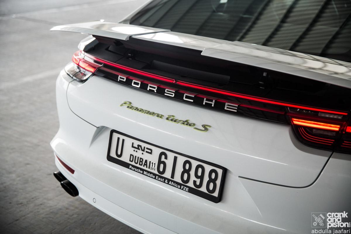 Porsche Panamera Turbo SE Hybrid-20