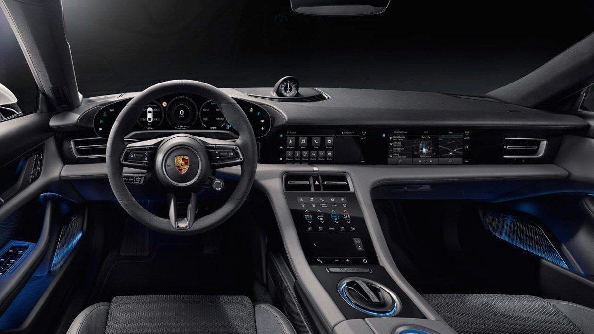 Porsche-Taycan-interior-1