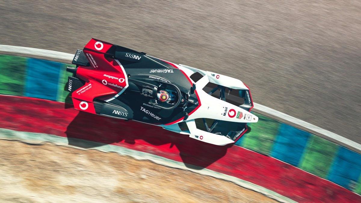 Porsche's-99X-Formula-E-car-1